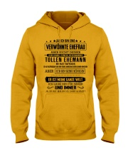 TATTOOS - EHEMANN Hooded Sweatshirt thumbnail