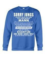 Perfektes Geschenk fur Ihren geliebten Mensche-A00 Crewneck Sweatshirt thumbnail