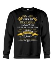 Dezember Madchen - Germany  Crewneck Sweatshirt thumbnail