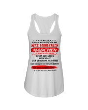 LIMITIERTE AUFLAGE: GESCHENK FUR MANN CTD03 B Ladies Flowy Tank thumbnail