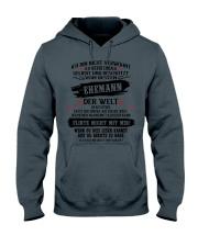 Glucklicher Mann - Tatowierung Hooded Sweatshirt thumbnail