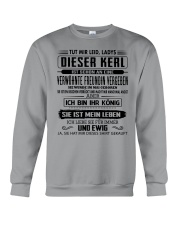 Geschenke fur Freund - CTD05 Crewneck Sweatshirt thumbnail