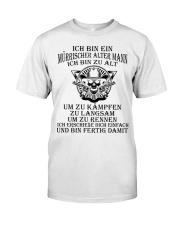 Murrischer alter mann TON00 Classic T-Shirt thumbnail