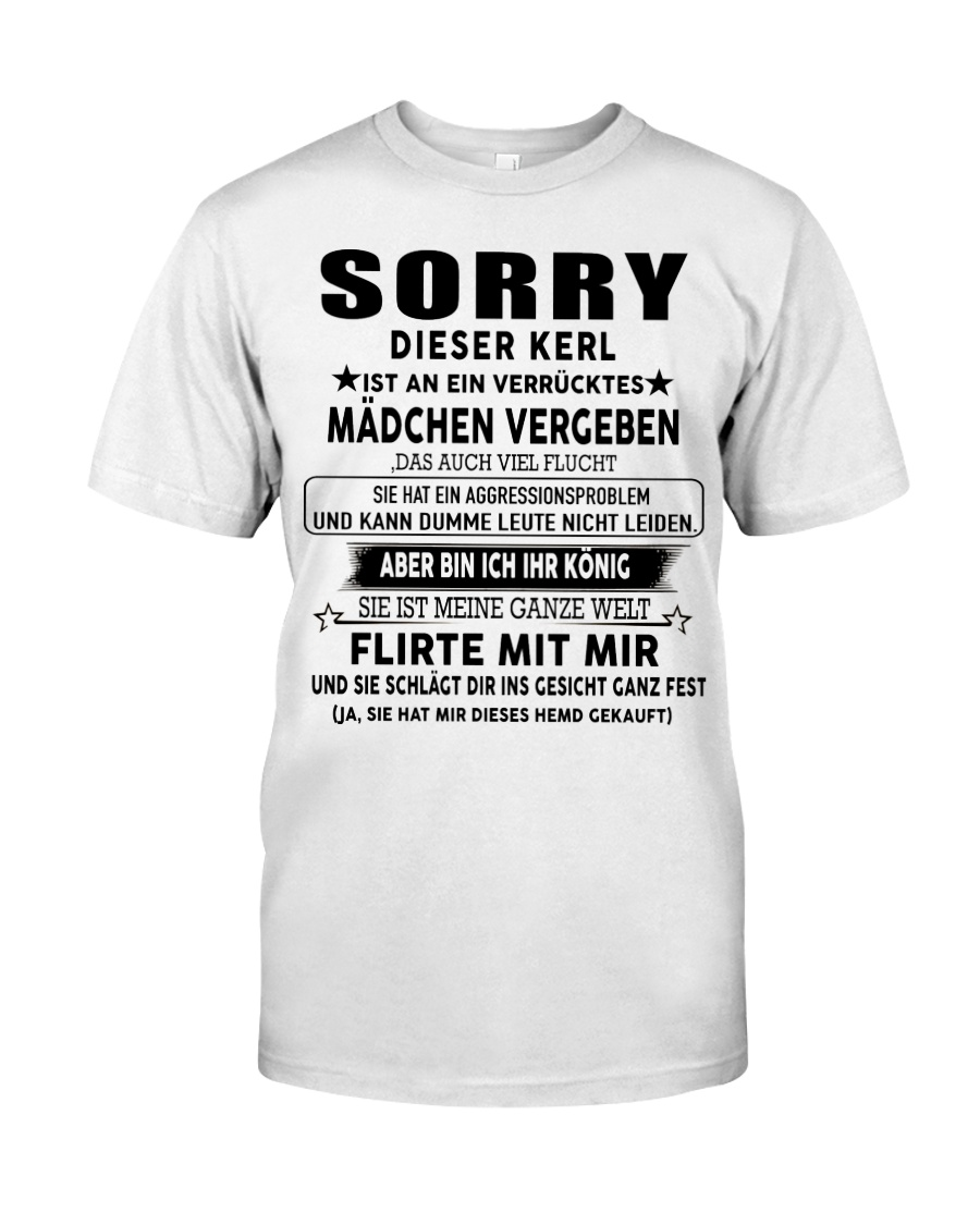 Perfektes Geschenk fur die Liebsten Classic T-Shirt