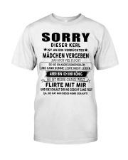Perfektes Geschenk fur die Liebsten Classic T-Shirt front