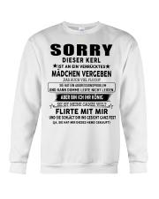 Perfektes Geschenk fur die Liebsten Crewneck Sweatshirt thumbnail