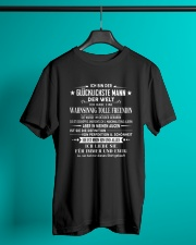 Geschenk für deinen Freund - C010 Classic T-Shirt lifestyle-mens-crewneck-front-3