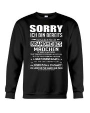 Perfektes Geschenk fur die Liebsten tam5 Crewneck Sweatshirt thumbnail
