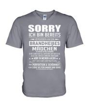 Perfektes Geschenk fur die Liebsten tam5 V-Neck T-Shirt thumbnail