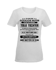 Perfect gifts for Morther - February Ladies T-Shirt women-premium-crewneck-shirt-front