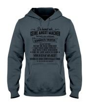 Perfektes Geschenk für Ihre Lieben - Tt Hooded Sweatshirt thumbnail
