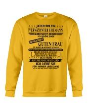 Verwohnter Mann - T11 November Crewneck Sweatshirt thumbnail