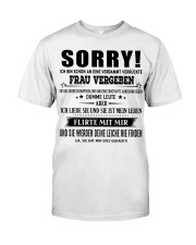 Perfektes Geschenk für Ehemann Classic T-Shirt front