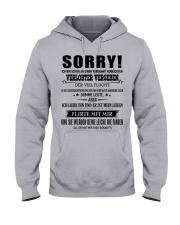 Perfektes Geschenk fur die Liebsten -  D Hooded Sweatshirt front