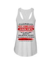 LIMITIERTE AUFLAGE: GESCHENK FUR MANN CTD01  Ladies Flowy Tank thumbnail