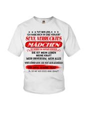 LIMITIERTE AUFLAGE: GESCHENK FUR MANN CTD01  Youth T-Shirt thumbnail