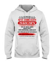 LIMITIERTE AUFLAGE: GESCHENK FUR MANN CTD01  Hooded Sweatshirt thumbnail