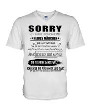Perfektes Geschenk fur die Liebsten V-Neck T-Shirt thumbnail