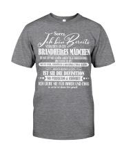 Perfektes Geschenk fur die Liebsten- D tattoos Classic T-Shirt thumbnail