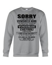 SORRY - MANN 05 Crewneck Sweatshirt thumbnail