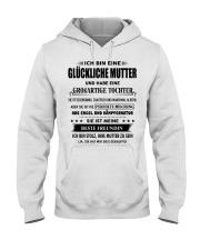 Ich bin eine Gluckliche Mutter - Kun 00 Hooded Sweatshirt thumbnail