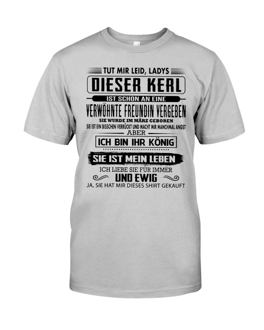 Geschenke fur Freund - CTD03 Classic T-Shirt