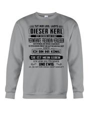 Geschenke fur Freund - CTD03 Crewneck Sweatshirt thumbnail