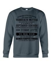 Gluckliche Tochter T09 September TINH00 Crewneck Sweatshirt thumbnail