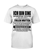 Besonderes Geschenk für Ihre Tochter - Kun 00 Classic T-Shirt thumbnail