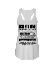 Besonderes Geschenk für Ihre Tochter - Kun 00 Ladies Flowy Tank thumbnail