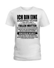 Besonderes Geschenk für Ihre Tochter - Kun 00 Ladies T-Shirt front