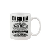 Besonderes Geschenk für Ihre Tochter - Kun 00 Mug thumbnail