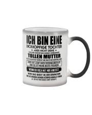 Besonderes Geschenk für Ihre Tochter - Kun 00 Color Changing Mug thumbnail