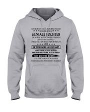 Geschenk fur deinen Vater 9 Hooded Sweatshirt thumbnail