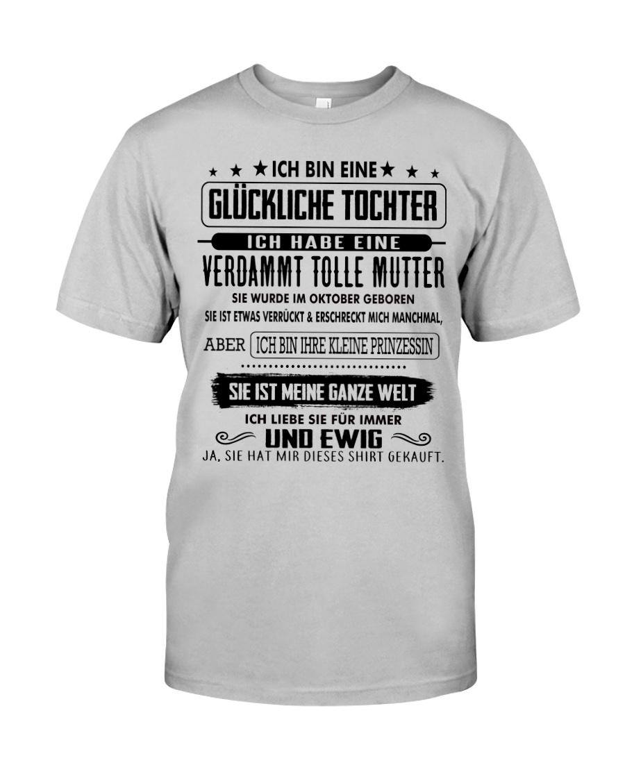 Perfekte Geschenke fur Ihre Tochter- A10 Classic T-Shirt