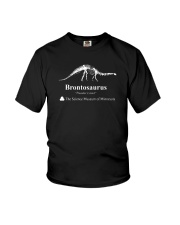 Dinosaur Shirt Youth T-Shirt thumbnail
