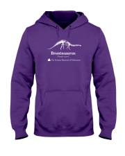 Dinosaur Shirt Hooded Sweatshirt thumbnail