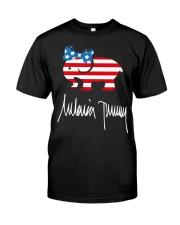 Melania Trump Signature Shirt Classic T-Shirt front