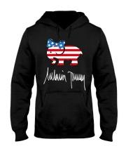 Melania Trump Signature Shirt Hooded Sweatshirt thumbnail