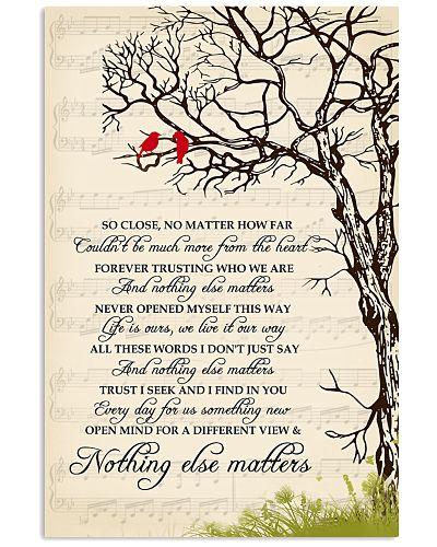 Nothing Else Matter