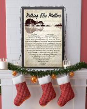 Nothing Else Matter 001 11x17 Poster lifestyle-holiday-poster-4