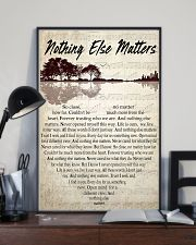 Nothing Else Matter 001 11x17 Poster lifestyle-poster-2