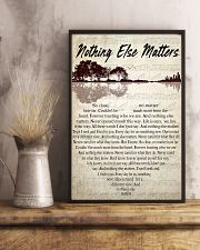 Nothing Else Matter 001 11x17 Poster lifestyle-poster-3