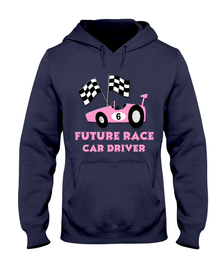 Future Race Car Driver In Pink