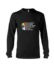 Equal Rights For Others Long Sleeve Tee thumbnail