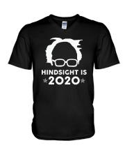 PREMIUM Hindsight is 2020 Bernie Sanders V-Neck T-Shirt thumbnail