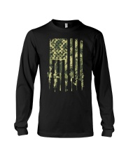 Rifle Flag Camo Long Sleeve Tee thumbnail