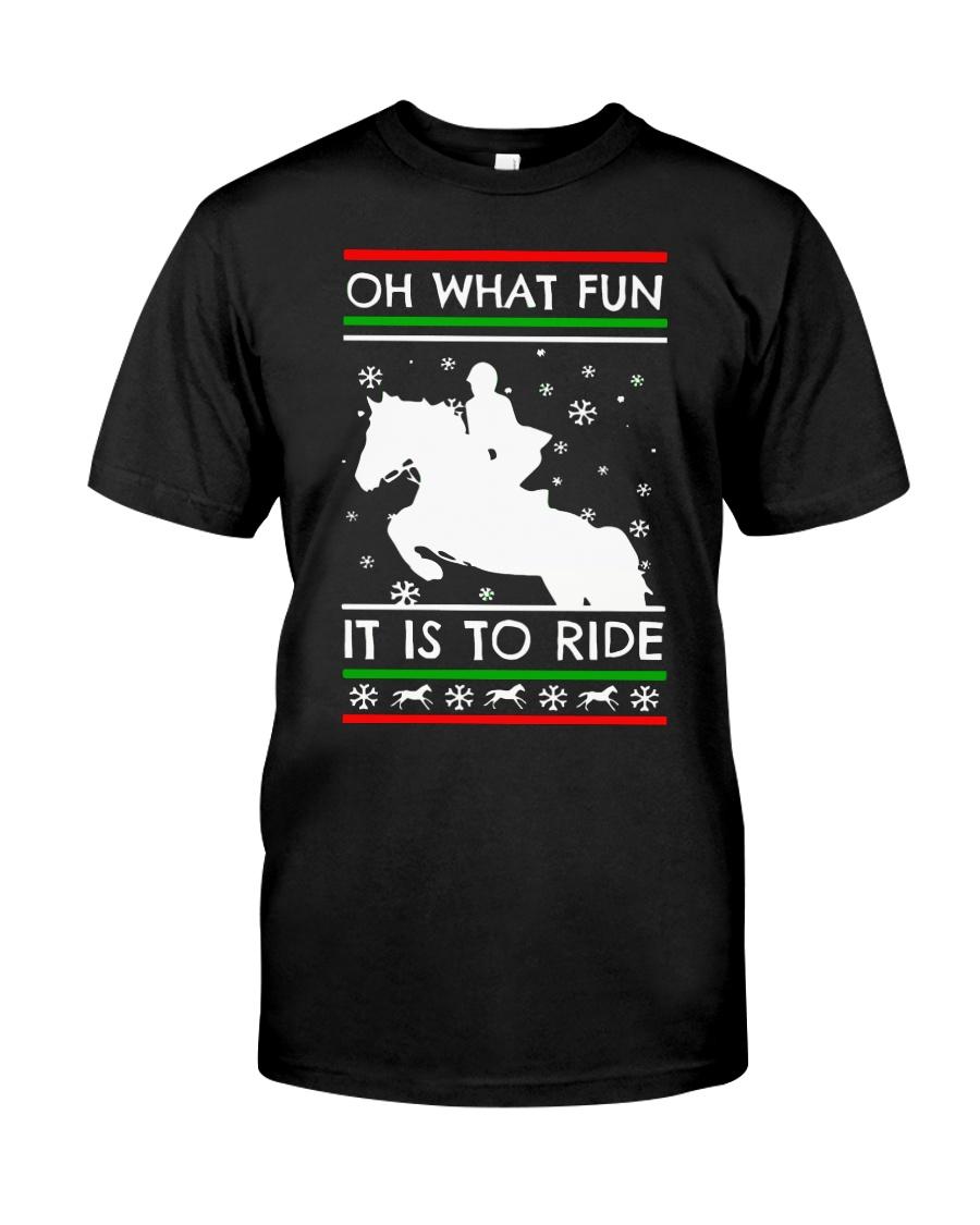 Best Merry Christmas Xmas Thanksgiving Gift Love Classic T-Shirt