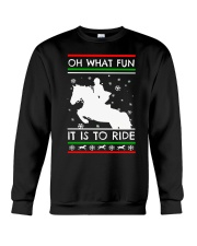 Best Merry Christmas Xmas Thanksgiving Gift Love Crewneck Sweatshirt thumbnail