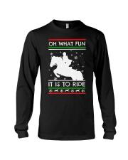 Best Merry Christmas Xmas Thanksgiving Gift Love Long Sleeve Tee thumbnail